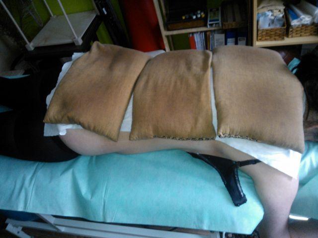 termoterapia przeciwbólowa w kręgarstwie